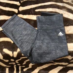 💥ADIDAS Climalite Legging Yoga/Work-Out Capri